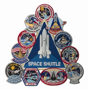Space Shuttle Mission Merchandise