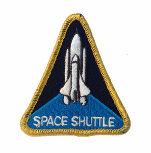 Space Shuttle Patch 3