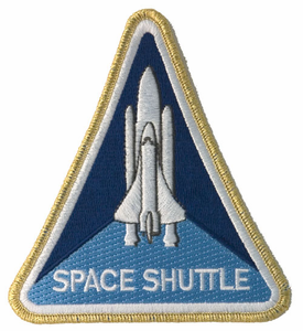 Space Shuttle Patch 4