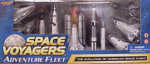 Space Voyagers Legends of Space Playset