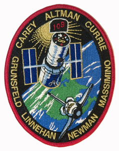 STS-109 Space Shuttle Columbia