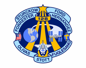 STS-128 Space Shuttle Discovery