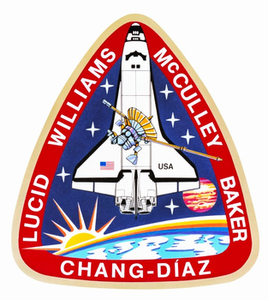 STS-34 Space Shuttle Atlantis
