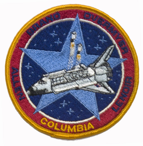 STS-5 Space Shuttle Columbia