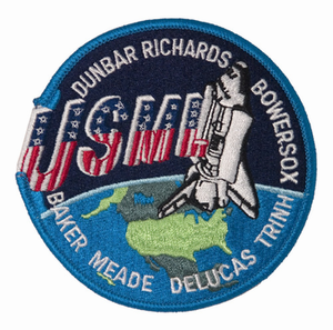 STS-50 Space Shuttle Columbia