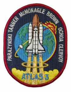 STS-66 Space Shuttle Atlantis