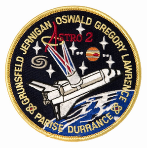 STS-67 Space Shuttle Endeavour