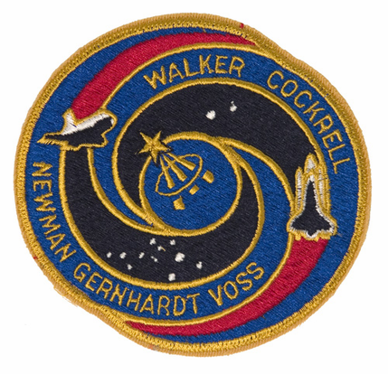 STS-69 Space Shuttle Endeavour Mission Patch