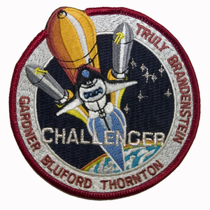 STS-8 Space Shuttle Challenger