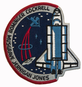 STS-80 Space Shuttle Columbia