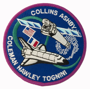 STS-93 Space Shuttle Columbia