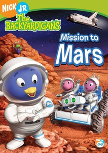 The Backyardigans Mission to Mars