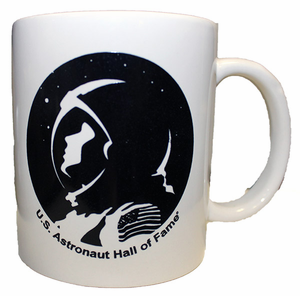 U.S. Astronaut Hall of Fame Mug