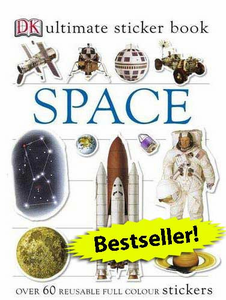 Ultimate Space Stickers Book