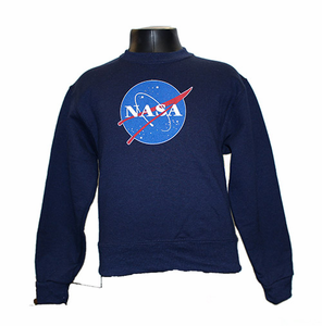 Youth NASA Meatball Crew Sweatshirt - Assorted Colors