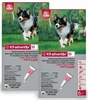 12 MONTH K9 ADVANTIX Red (for dogs 21-55lbs)