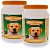 2-PACK NaturVet VitaPet Senior with Glucosamine (730 Chewable Tablets)