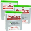 3-PACK Proflora® Probiotic for Dogs (90 Servings)