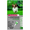 6 MONTH K 9 ADVANTIX Green (for dogs up to 10lbs.)