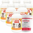 6-PACK Joint MAX® Double Strength Capsules (1500 Count) + FREE Joint Treats®