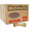 BONIES (BULK BOX) Natural Calming (90 Medium Bones)