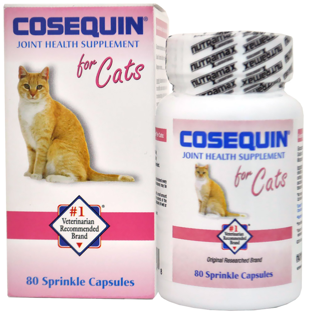 cosequin for cats 80 capsules. Black Bedroom Furniture Sets. Home Design Ideas