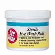 Miracle Care Eye Clear Sterile Eye Wash Pads (90 count)