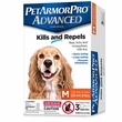 Pet Armor Pro Advanced Medium (23-44 lbs) - 3 Pack