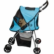 Pet Gear Ultralight Pet Stroller - Ice Blue