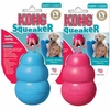 Puppy Kong Squeaker Toy Blue Small