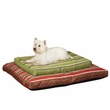 "Slumber Pet Beach House Bed 34""x24"" - Red"