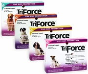 TriForce Flea & Tick for DOGS