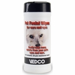 Vedco Pet Facial Wipes (50 ct)