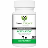 Vetri-Science Acetylator - For Cats and Dogs (120 capsules)