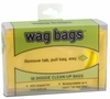 Wag Bags Doggie Clean-up Bags Multi-color Pack