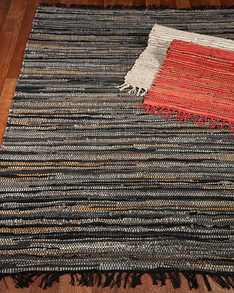 Ambiance Leather Rug