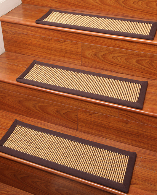 Casual Elegance Sisal Stair Treads - Clearance