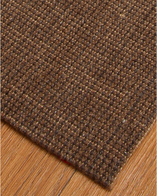 Earth Wool Jute Rug - Clearance