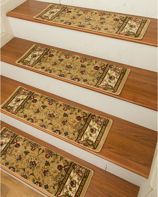 Elise Carpet Stair Treads - Clearance