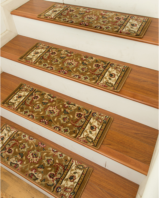 Enzo Carpet Stair Treads - Clearance