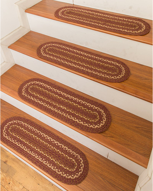 Fulton Carpet Stair Treads - Clearance