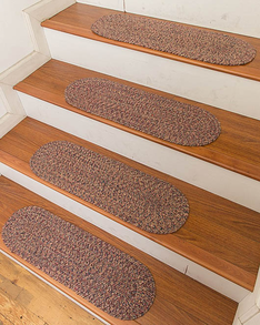 Greenville Cotton Carpet Stair Treads