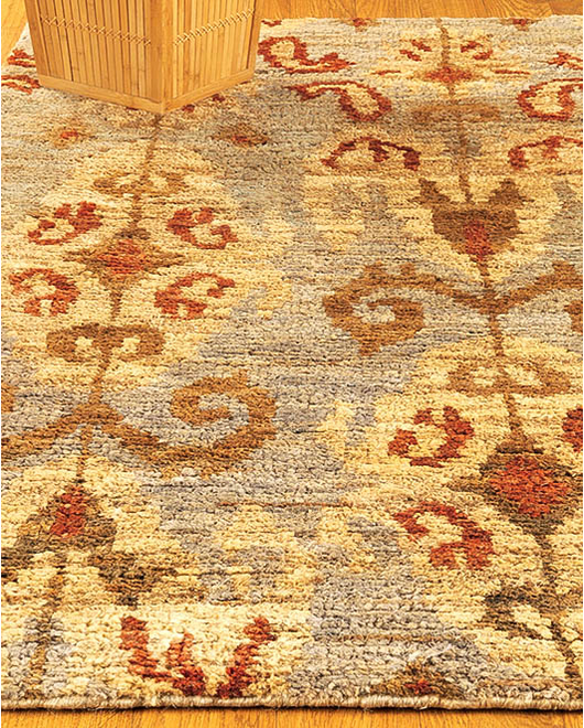 Morning Side Jute Rug