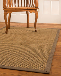 Reyna Seagrass Rug, Taupe