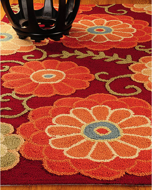 Romance Contemporary Rug