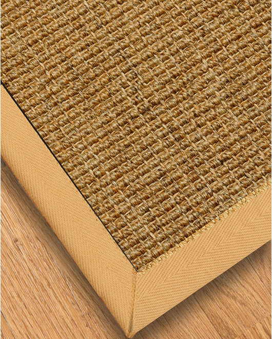 Studio Sisal Stair Treads, Natural - Clearance