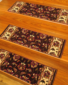 Summit Carpet Stair Treads