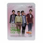 Imyss Natural Vitamin Mask Sheet (10pcs)