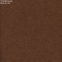 """1 4/8 Yard Remnant of """"Theorem - Coffee"""" Indoor Outdoor Vinyl Fabric from Architex� International"""