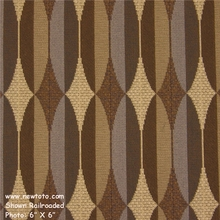 """Alter - Ore"" Geometric Stripe Upholstery Fabric from Maharam Fabric Co"